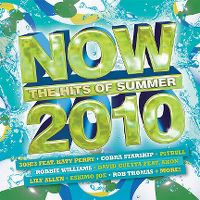Cover  - Now - The Hits Of Summer 2010