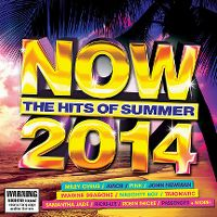 Cover  - Now - The Hits Of Summer 2014