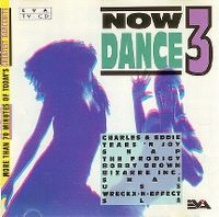 Cover  - Now Dance 3