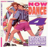 Cover  - Now Dance 4