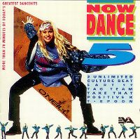 Cover  - Now Dance 5