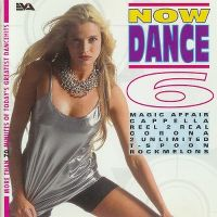 Cover  - Now Dance 6