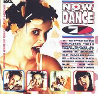 Cover  - Now Dance 7