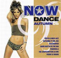 Cover  - Now Dance Autumn 06