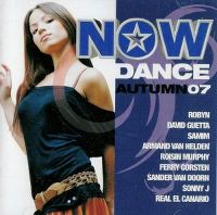 Cover  - Now Dance Autumn 07