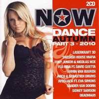 Cover  - Now Dance Autumn Part 3-2010