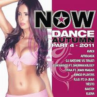 Cover  - Now Dance Autumn Part 4-2011