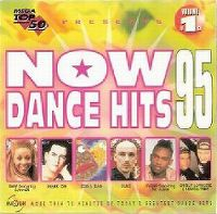 Cover  - Now Dance Hits 95 Volume 1