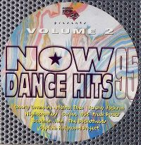 Cover  - Now Dance Hits 95 Volume 2