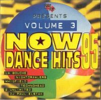 Cover  - Now Dance Hits 95 Volume 3