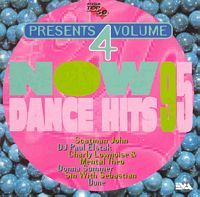 Cover  - Now Dance Hits 95 Volume 4