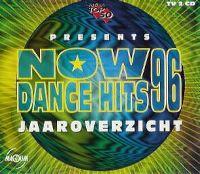 Cover  - Now Dance Hits 96 Jaaroverzicht