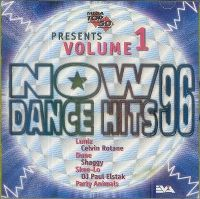 Cover  - Now Dance Hits 96 Volume 1