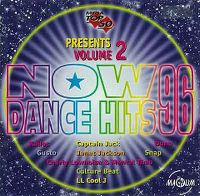 Cover  - Now Dance Hits 96 Volume 2