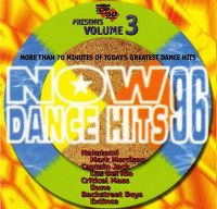 Cover  - Now Dance Hits 96 Volume 3
