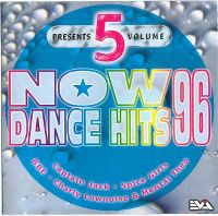 Cover  - Now Dance Hits 96 Volume 5