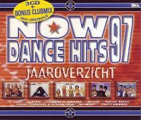 Cover  - Now Dance Hits 97 Jaaroverzicht