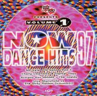Cover  - Now Dance Hits '97 Volume 1