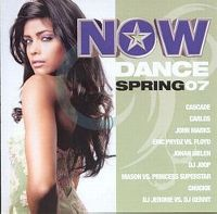 Cover  - Now Dance Spring 07