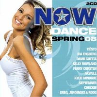 Cover  - Now Dance Spring 08