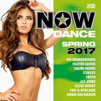 Cover  - Now Dance Spring 2017