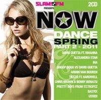 Cover  - Now Dance Spring Part 2 - 2011