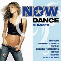 Cover  - Now Dance Summer 06