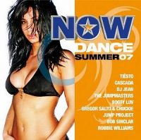 Cover  - Now Dance Summer 07
