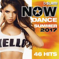 Cover  - Now Dance Summer 2017