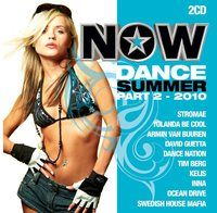 Cover  - Now Dance Summer Part 2-2010