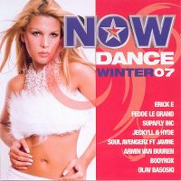Cover  - Now Dance Winter 07
