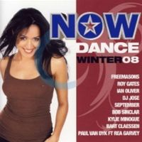 Cover  - Now Dance Winter 08