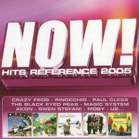 Cover  - Now! Hits Référence 2005