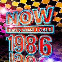 Cover  - Now That's What I Call 1986