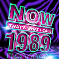 Cover  - Now That's What I Call 1989