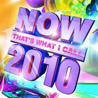 Cover  - Now That's What I Call 2010