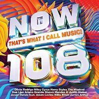Cover  - Now That's What I Call Music! 108