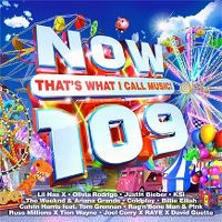 Cover  - Now That's What I Call Music! 109