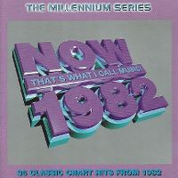 Cover  - Now That's What I Call Music! 1982