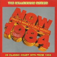 Cover  - Now That's What I Call Music! 1984