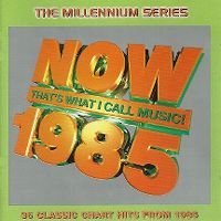 Cover  - Now That's What I Call Music! 1985