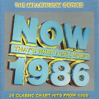 Cover  - Now That's What I Call Music! 1986