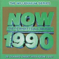 Cover  - Now That's What I Call Music! 1990