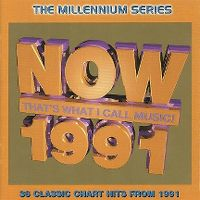 Cover  - Now That's What I Call Music! 1991