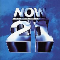 Cover  - Now That's What I Call Music! 21
