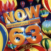 Cover  - Now That's What I Call Music! 63