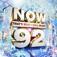 Cover  - Now That's What I Call Music! 92