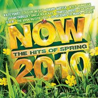 Cover  - NOW: The Hits Of Spring 2010