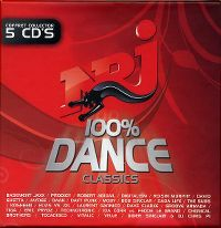 Cover  - NRJ 100% Dance Classics