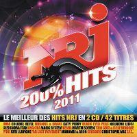 Cover  - NRJ 200% Hits 2011